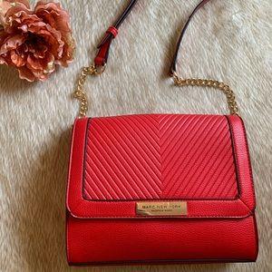 BRAND NEW: Mark New York Red handbag